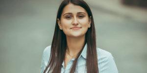 Куровская Алина фото на отзыв об Интен